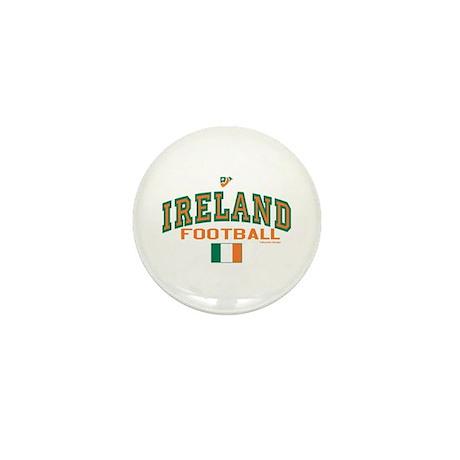 Ireland Football/Soccer Mini Button (10 pack)