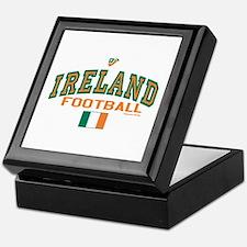 Ireland Football/Soccer Keepsake Box