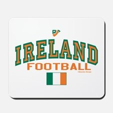 Ireland Football/Soccer Mousepad