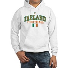 Ireland Football/Soccer Hoodie