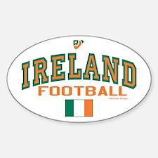 Ireland Football/Soccer Decal