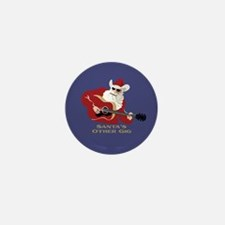 Santa's Other Gig Mini Button (10 pack)
