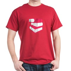 Stack Of Pink Books T-Shirt