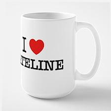 I Love DATELINE Mugs
