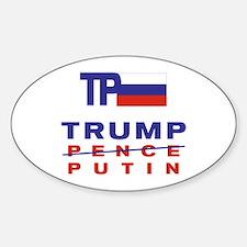 Trump Putin Decal