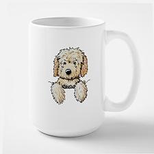 Pocket Doodle Pup Large Mug