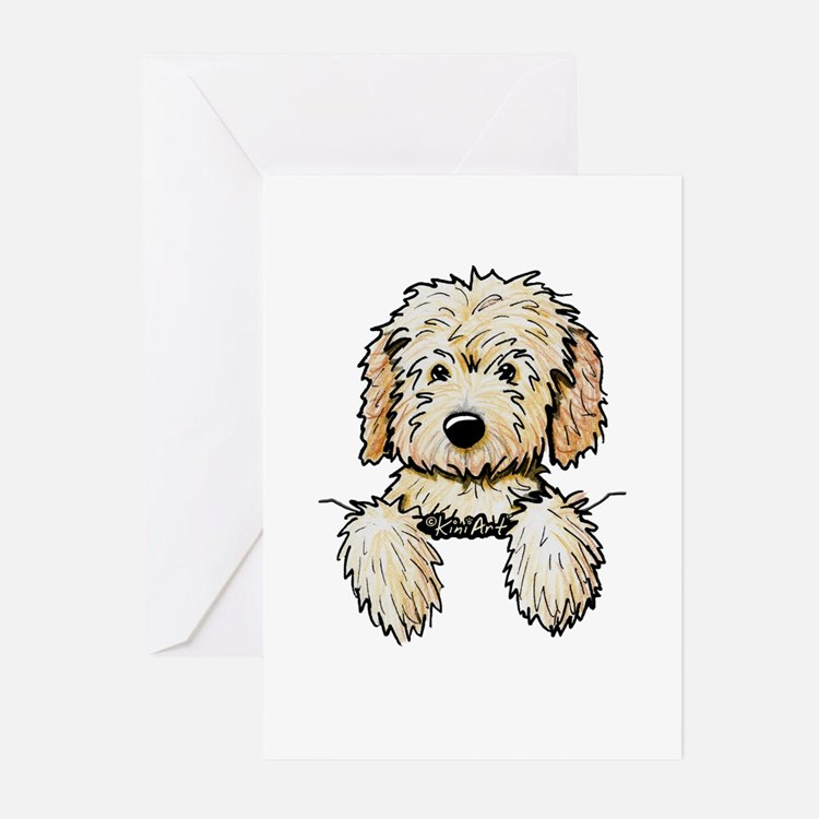 Pocket Doodle Pup Greeting Cards (Pk of 20)