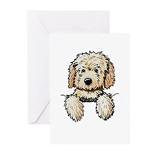 Pocket Doodle Pup Greeting Cards (Pk of 10)