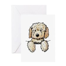 Pocket Doodle Pup Greeting Card