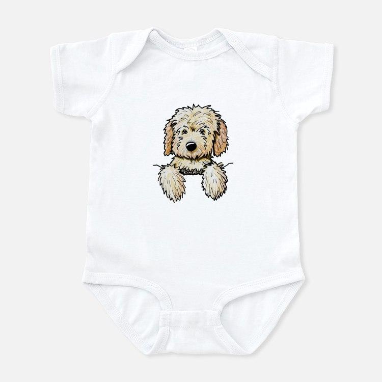 Pocket Doodle Pup Infant Bodysuit