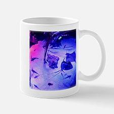 Under the Sea Rays Mugs