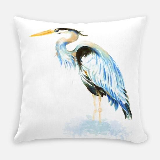 Cute Birds Everyday Pillow