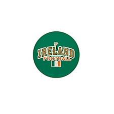 Ireland Football/Soccer Mini Button