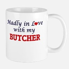 Madly in love with my Butcher Mugs