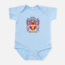 Hornbuckle Coat of Arms (Family Crest) Body Suit