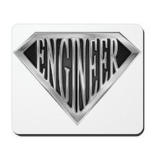SuperEngineer(metal) Mousepad