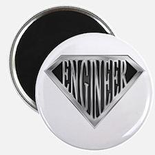 "SuperEngineer(metal) 2.25"" Magnet (10 pack)"