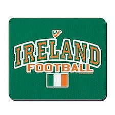 Ireland Football/Soccer Mousepad