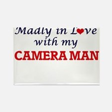 Madly in love with my Camera Man Magnets