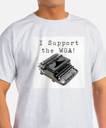 I support the WGA! T-Shirt