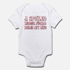 Spoiled Berger Infant Bodysuit