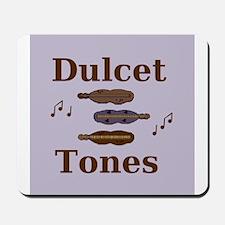 """""""Dulcet Tones"""" dulcimer Mousepad"""