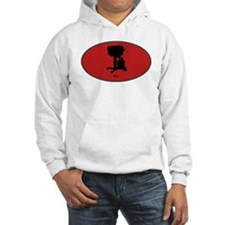BBQ (euro-red) Hoodie
