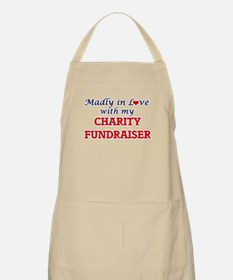 Madly in love with my Charity Fundraiser Apron