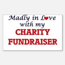 Madly in love with my Charity Fundraiser Decal
