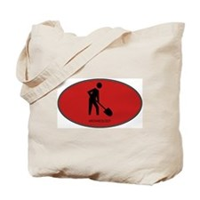 Archaeology (euro-red) Tote Bag