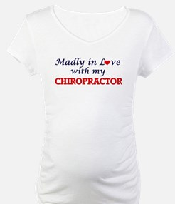 Madly in love with my Chiropract Shirt