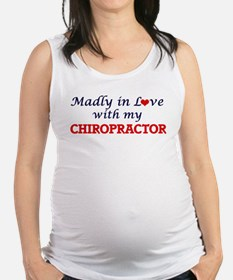 Madly in love with my Chiroprac Maternity Tank Top