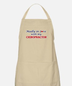 Madly in love with my Chiropractor Apron