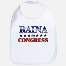 RAINA for congress Bib