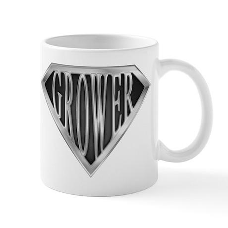 SuperGrower(metal) Mug