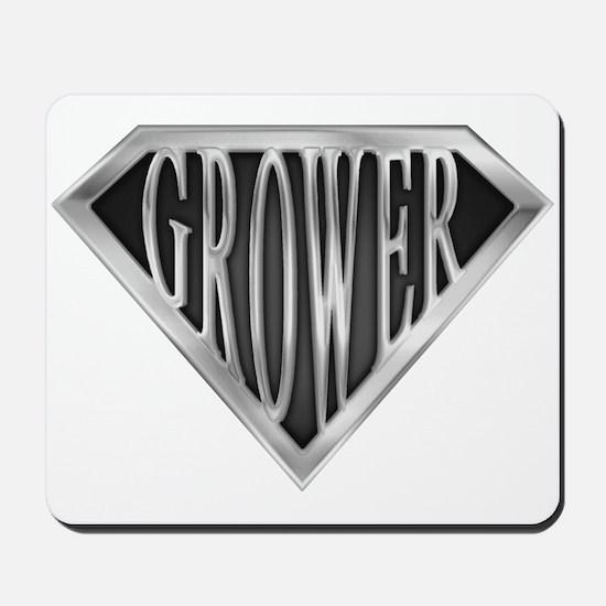 SuperGrower(metal) Mousepad