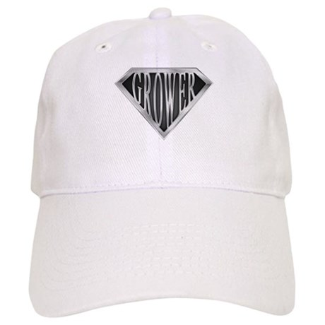 SuperGrower(metal) Cap