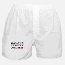 RAFAEL for congress Boxer Shorts