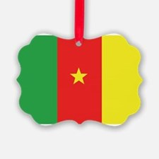 Flag of Cameroon Ornament