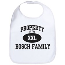 Property of Bosch Family Bib