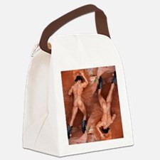 Cool Gay Canvas Lunch Bag