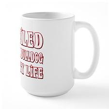 Spoiled Bulldog Mug