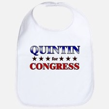 QUINTIN for congress Bib