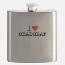 I Love DEADBEAT Flask