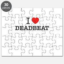 I Love DEADBEAT Puzzle