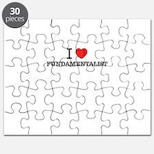I Love FUNDAMENTALIST Puzzle