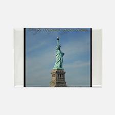 Lady Liberty Dream Magnets