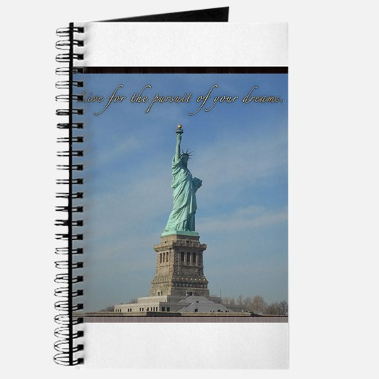 Lady Liberty Dream Journal
