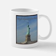 Lady Liberty Dream Mugs