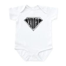 SuperValet(metal) Infant Bodysuit